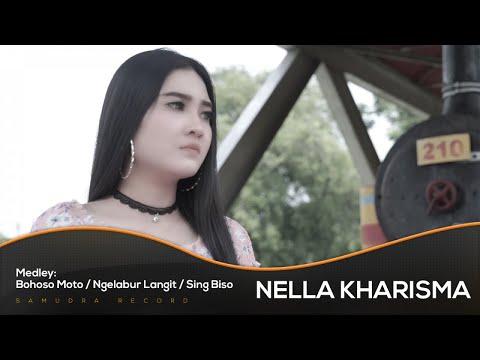 Nella Kharisma - Medley: Bohoso Moto / Ngelabur Langit / Sing Biso (Official Music Video)