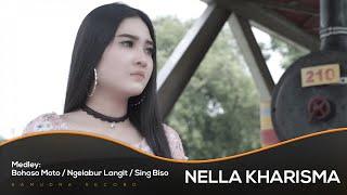 Gambar cover Nella Kharisma - Medley: Bohoso Moto / Ngelabur Langit / Sing Biso (Official Music Video)