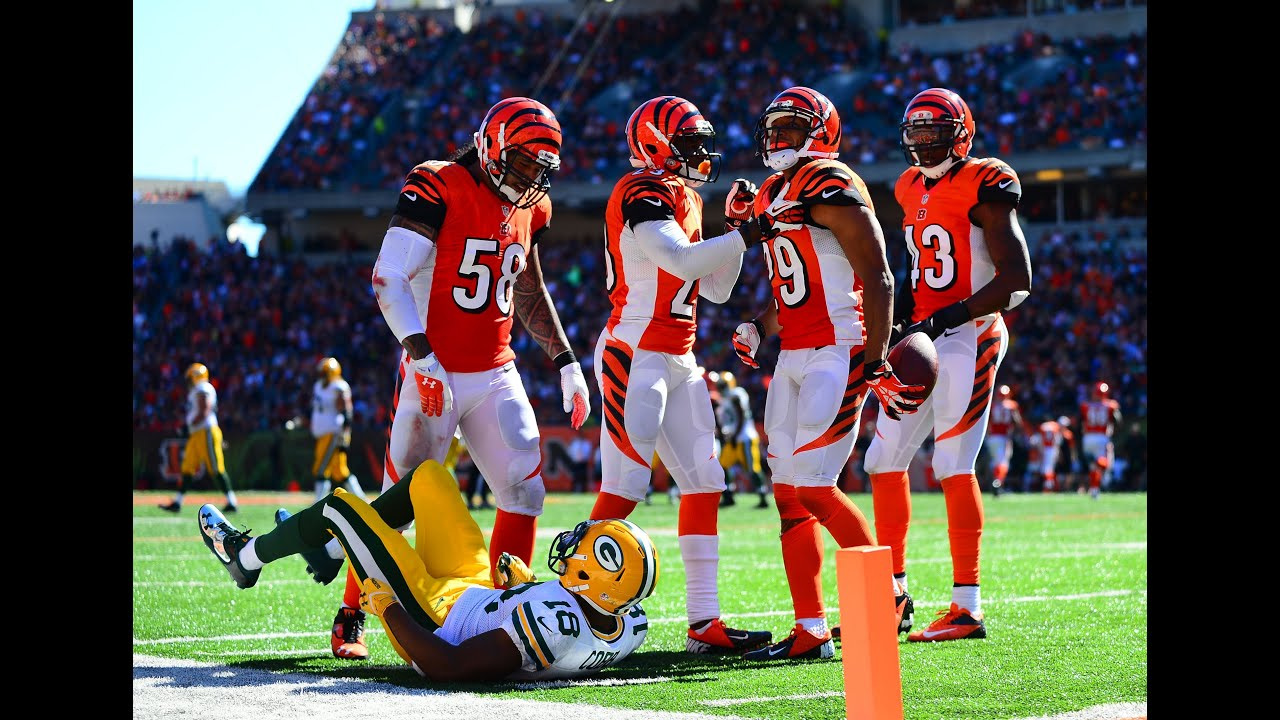 Image result for Bengals vs Packers live