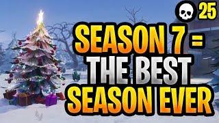 Why Season 7 Will Be The BEST Fortnite Season EVER! (Fortnite Season 7 Information)