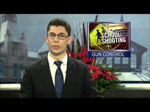 Local Reactions to Newtown Shooting