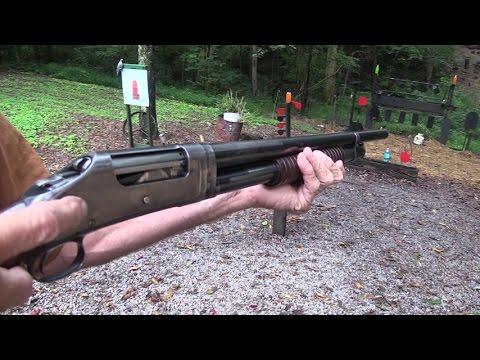 Winchester Model 97  Take-down model