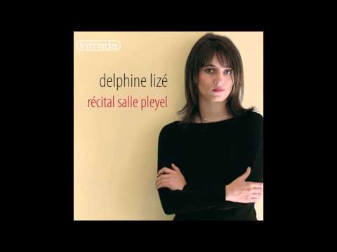 Delphine Lizé - Sonate pour piano No. 18 in E-Flat Major, Op. 31, No. 3: I. Allegro