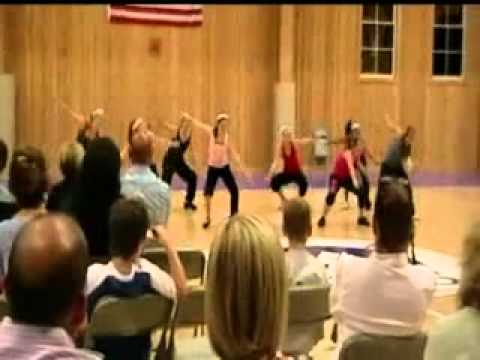 American Dance Training Camp ADTC Stratton Mountain, VT: Group 4, Session 7 Hip Hop