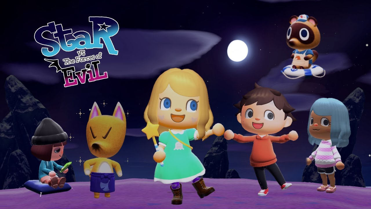 Star vs. the Forces of Evil - Made with Animal Crossing