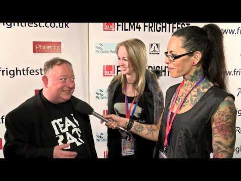 Film 4 FrightFest 2015  Liam Regan, Dani Thompson, Dan Palmer, Laurence R. Harvey