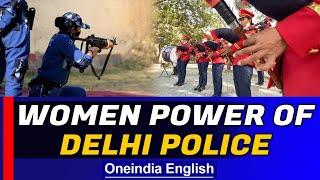 Women's Day: Meet the all-women commandos & band of Delhi Police | Oneindia News