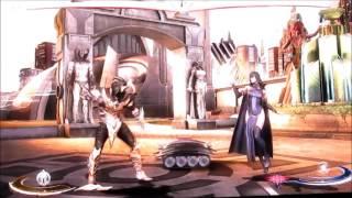 Injustice: Gods Among Us - Xbox 360 Multiplayer
