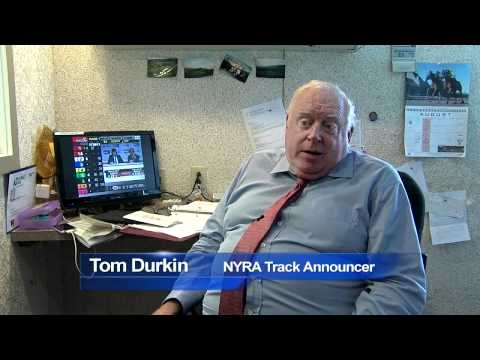 OTB-TV interview with Tom Durkin - 2011 - YouTube
