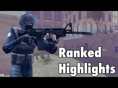 Ranked Highlights #6 || Critical Ops || Mobile, IOS
