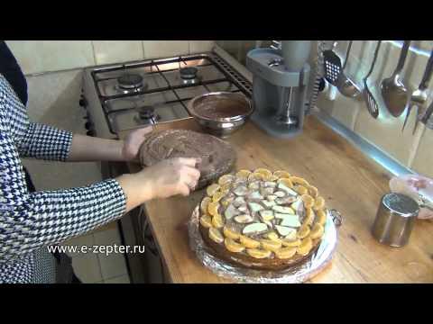 Торт Замок - видео рецептиз YouTube · Длительность: 33 мин37 с
