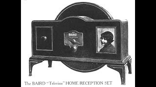 """The """"Televisor"""" (32 Line Mechanical Television Demonstration with Circuit Diagram)"""