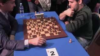 GM Morozevich vs GM Nepomniachtchi