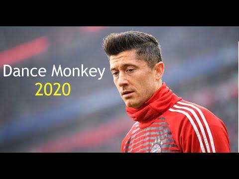 Роберт Левандовски Бавария голы и финты 2020