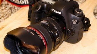 مراجعة كانون Canon 6D