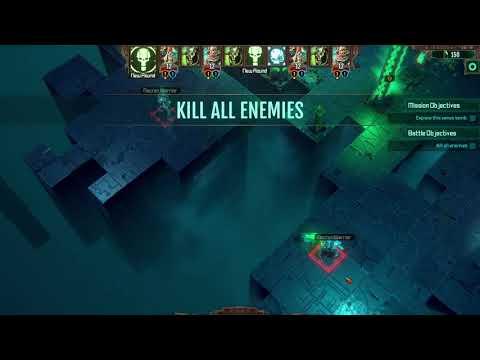 Warhammer 40,000: Mechanicus gameplay in 2021 |