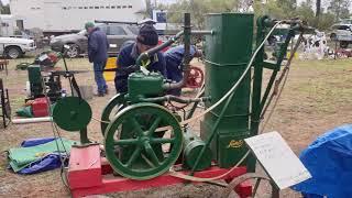 Machinery Rally RVMC Coleambally  2019