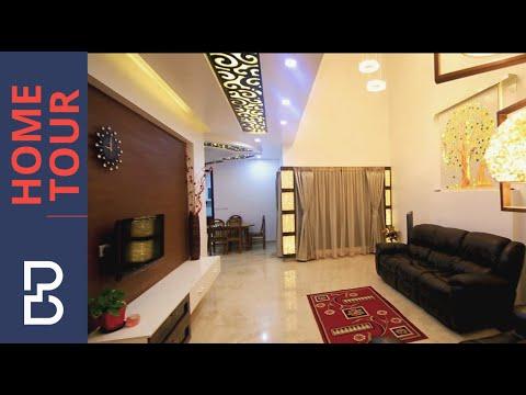 Saravanan & Anu's 3 BHK Villa Complete Tour | Interior Design | Renaissance Nature Walk | Bangalore