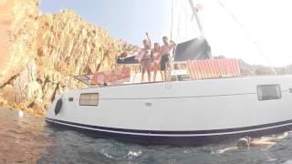 GoPro: Catamaran Corsica - August 2015