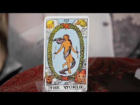 How to Read the World Card | Tarot Cards
