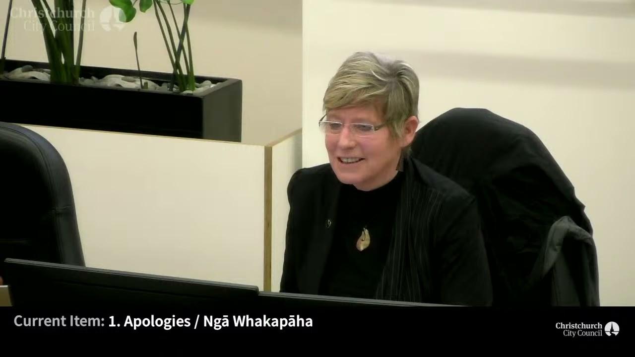 220721  Item 1  Apologies Ng Whakapha