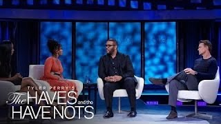 Jim in Love with Candace? John Schneider Thinks So | Tyler Perry's The Haves and the Have Nots | OWN