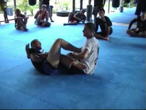 Phuket Thailand Gracie Barra BJJ Black Belt Tony E...
