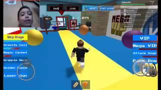Jugando 2 miniguegos in roblox Jy N gameplays