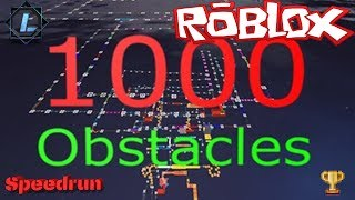 [ROBLOX| SPEEDRUN][1000 Stages] LONGEST OBBY IN ROBLOX - 1000 Obstacles | 1:43:36 hrs. » Ludaris