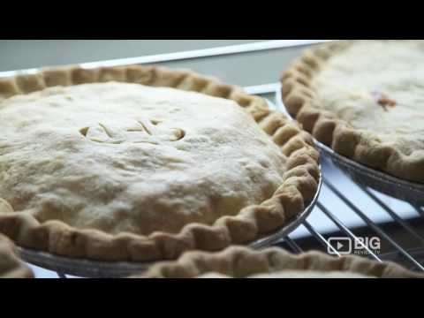 Aphrodite's Cafe and Organic Pie Shop in Vancouver for Pies and Coffee