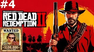 ????Red Dead Redemption II (PS4 FAT)  — Pif Paf - Na żywo