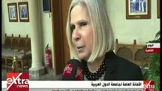 هيفاء أبو غزالة: المقاربات الإعلامية والثقافية ستتصدى للإرهاب.. فيديو