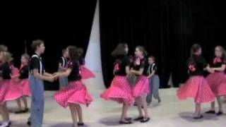 Barranca Swing Dance - Little Brown Jug - New Mexico All State Music Conference