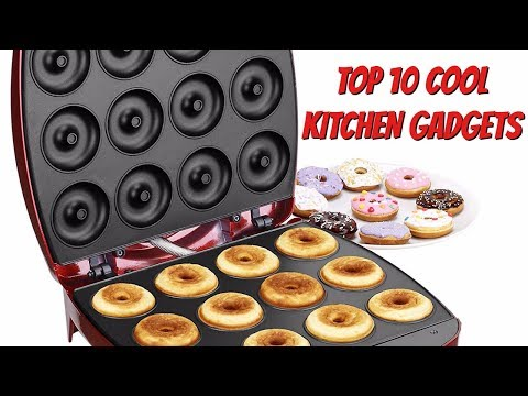 10 Cool Kitchen Gadgets You Should Know About