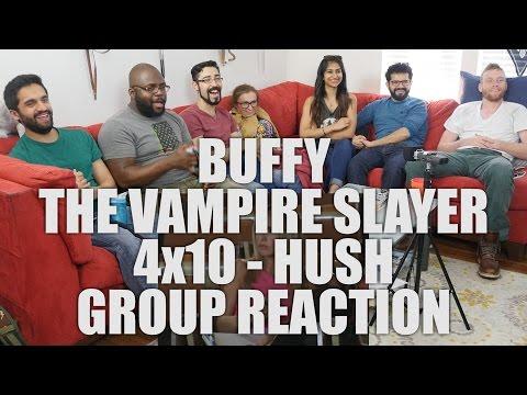 React Wheel: Buffy the Vampire Slayer: 4x10 Hush - Group Reaction