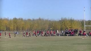Pandas Rugby vs Dinos (2015) Clip 1