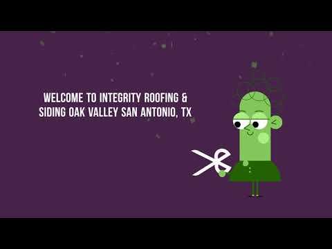 Integrity Roofing & Siding Serving Oak Valley San Antonio, TX - Roofing Contractor