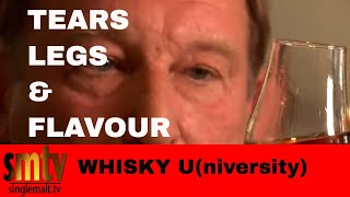 Whisky U - Legs and Taste - Viscimetry