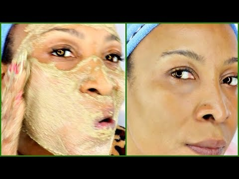 APPLY FOR 30 MINUTES, GET TIGHT WRINKLE FREE CLEAR SKIN, LOOK YOUNGER INSTANTLY