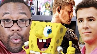 JUPITER ASCENDING / SPONGEBOB Unboxing & VOICES Preview : Black Nerd