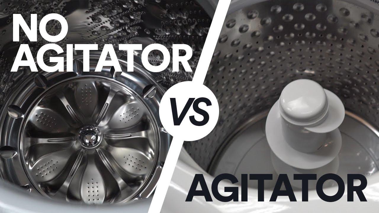 Download Agitator vs. No Agitator?  Which one is better.