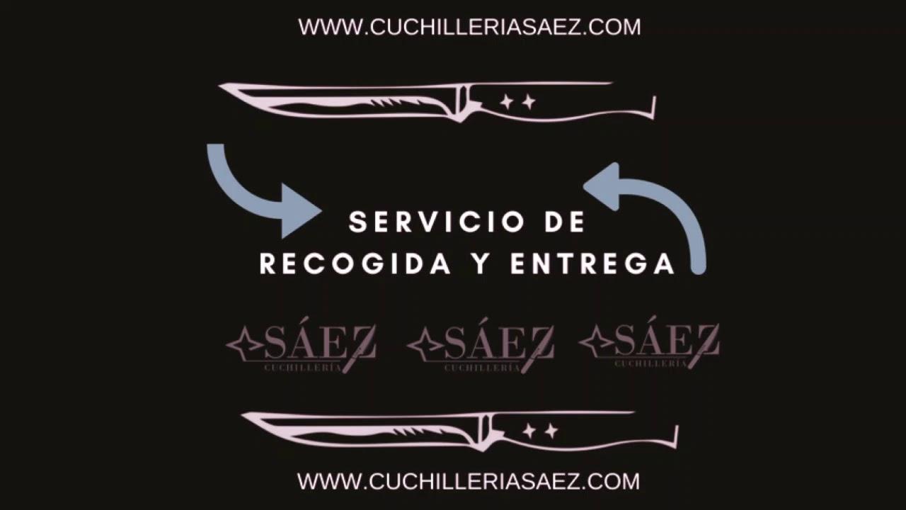 Cuchillos y Accesorios de Corte.