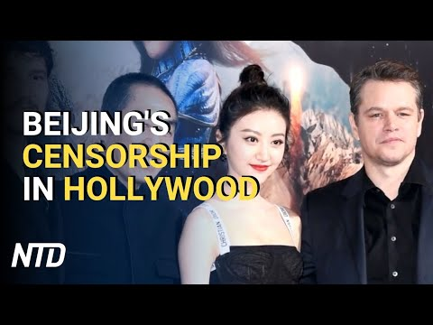 Bill Aims to Break Chinese Censorship In Hollywood | NTD