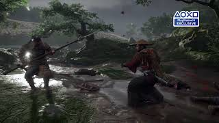 E3 2018 Ghost of Tsushima Gameplay