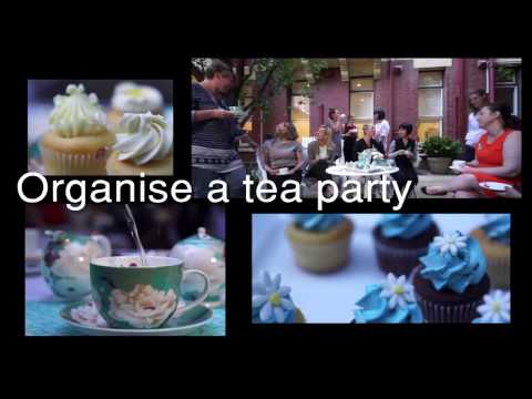 Ovarian Cancer Australia's Afternoon Teal Campaign 2017 – extended cut
