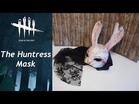 """Let's Craft: Dead By Daylight - """"The Huntress"""" Mask"""