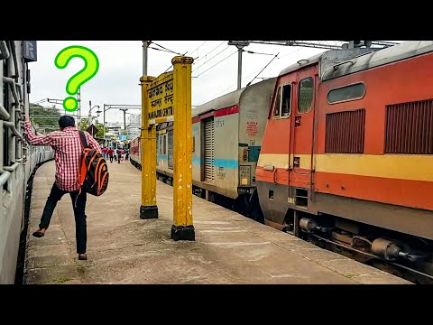 Arriving at Mangalore Central Train Station!