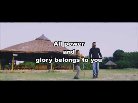 Semah X Flavour - Power And Glory- Lyrics video