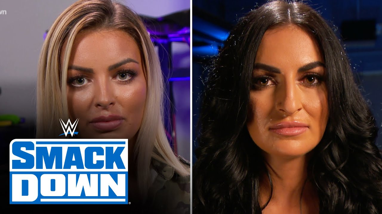 Download Mandy Rose and Sonya Deville set up Hair vs. Hair showdown at SummerSlam: SmackDown, August 14, 2020