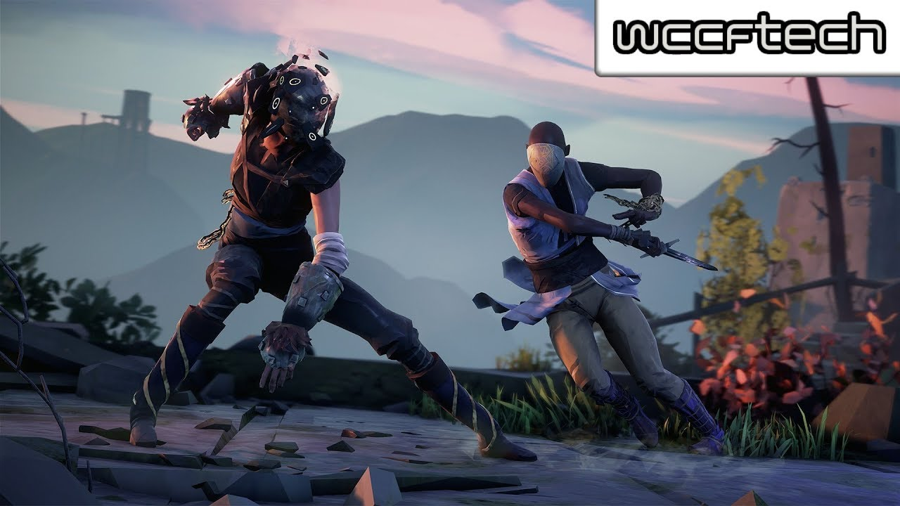 Absolver Gameplay [PC]